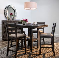 You'll be able to find dining room concepts for decorating in everything from Victorian to renaissance Italian, in addition to more contemporary and modern styles. Everything depends upon what you like, and how you like decorating a dining room. Dining Room Decor Elegant, Dining Room Sets, Dining Room Design, Dining Room Furniture, Dinning Set, Small Dining, Dining Chairs, Restaurants, Kitchen Dining Living
