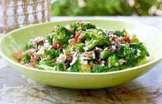 Broccoli and Bacon Salad – Weight Watchers Recipes