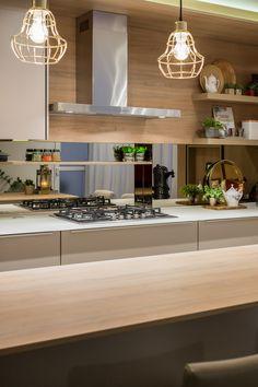 Interior Design Kitchen, Kitchen Decor, Nova, Home Kitchens, Decoration, Pergola, Sweet Home, Kitchen Cabinets, Lounge