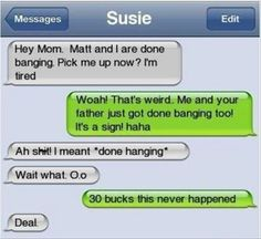 Funny Texts From Parents � 55 Pics