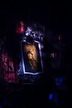 Haunted Mansion - Attic
