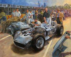 Juan Manuel Fangio-mercedes benz