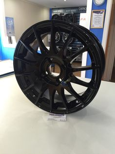 "Fox FX004 15x6.5"" alloy wheels"