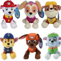 Paw Patrol Toys Plush for Kids - $9.95