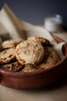 cinnamon roll cookies click here for recipe