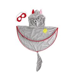 Déguisement Loup Nicolas - Lilliputiens - Nicolas Wolf Disguise - Have a look at our fancy disguise! Dress your child up with our Nicolas wolf costume with mask  !