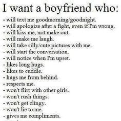 i want a boyfriend who... (boyfriend,hug,cuddle,love,imaginary)