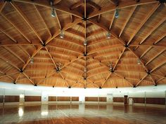 Timber Domes - Western Wood Structures, Inc.