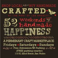 The IE Mommy: Fun October Events at Crafted at the Port of Los Angeles