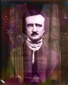 Teen Poe Birthday Party | Friday, 1/18, 7-8:30 PM | Teens in grades 6-8 are invited to celebrate Edgar Allan Poe's 204th birthday this January at the RFPL. We'll read scary Poe stories by the fire and enjoy Poe-inspired activities. And, of course, we'll have birthday cake!