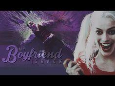 ● the joker & harley quinn | my boyfriend's back. - YouTube