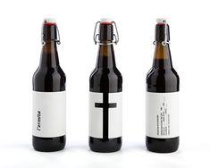 Cerveza L'ermita, un packaging para regar el espíritu cervecero