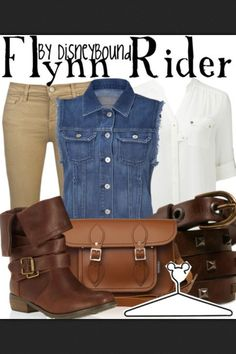 subtly different - Flynn rider