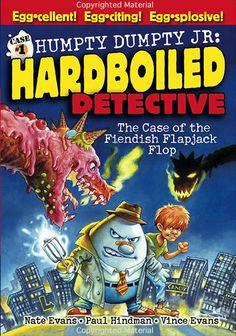 Hardboiled Detective #1 - Nate Evans and Vince Evans