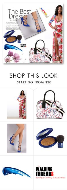 """the WALKING THREADS"" by selmir ❤ liked on Polyvore featuring Marc Jacobs, Elizabeth Arden, Winky Lux and shadesofyou"