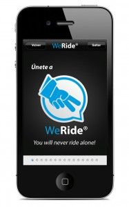 Nace WeRide, la primera aplicación social para moteros | Motos y +