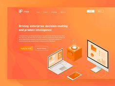 InApp web page design