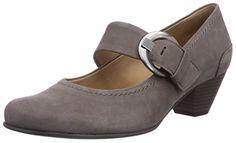 Gabor Shoes 05.458 Damen Knöchelriemchen Pumps ,Braun (13 fumo) ,40.5 EU - http://on-line-kaufen.de/gabor/40-5-eu-gabor-shoes-05-458-gabor-damen-pumps-3