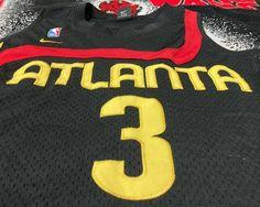 Nike Vintage 01 Atlanta Hawks Shareef Abdur-rahim Nba Jersey Nike | Grailed Vintage Basketball Jerseys, Atlanta Hawks, Vintage Nike, Nike Tops, Nba, Shopping, Fashion, Moda