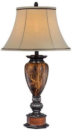 Kathy Ireland Sonnett Collection Table Lamp | LampsPlus.com