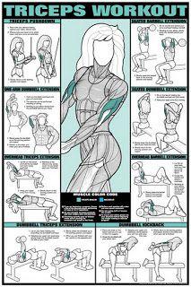 Drop It Till It's Hott: Great Triceps Workout