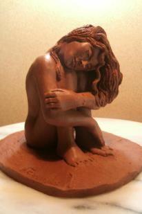 escultura ceramica