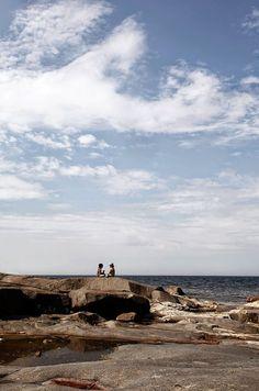 Hullaannu ja hurmaannu Lighthouse, Art Photography, Sea, Mountains, Landscape, Portrait, Water, Travel, Outdoor