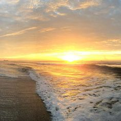 Take a break and treat yourself to a Myrtle Beach, South Carolina sunrise, relaxation and fun!  Fall and Winter means less crowds and great vacation deals! (Photo via Instagram by @asorg21 - Click on the pin to check out the hotel deals)