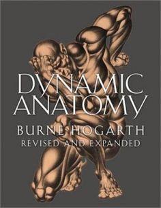 [Descarga] Anatomia Dinámica, de Burne Hogarth. - Neoverso : animé y comics