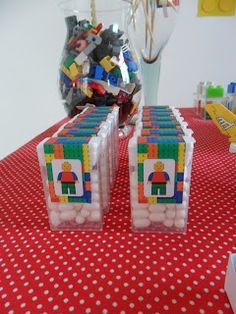 A Festa: Festa Lego