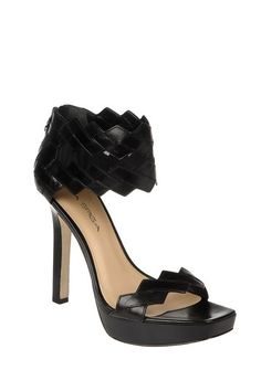 I am a happy owner of these squared toe pumps by Via Spiga. By the way, I only wear squared toe footwear, well, with the exception of things like flip-flops and running shoes.