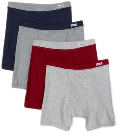 Fruit Of The Loom Men's Boxer Brief - Colors May Vary, Assorted, Medium. Men's Covered Elastic Extended Legs Boxer Briefs. Men's Boxer Briefs, Briefs Underwear, White Brand, Fruit Of The Loom, Cut Jeans, Gym Shorts Womens, Men Shorts, Mens Fashion, Clothes