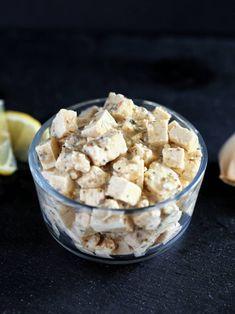 How to Make Tofu Feta - Easy Vegan Recipe by Pastabased