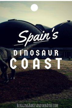 Spains Dinosaur Spain #BayouTravel