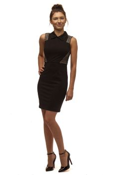 How amazing is our Lovely Lattice Dress?  $129 online www.masse.com.au - Great quality workwear for the office #workwear #style #summer #office Summer Office, The Office, Style Summer, Workwear, Store, Amazing, Black, Dresses, Fashion