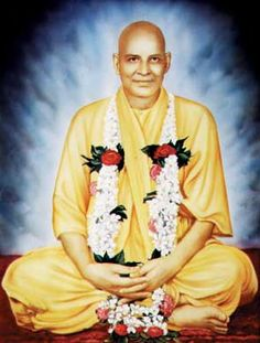Sivananda Saraswati(or Swami Sivanada) (1887–1963). Founder of Divine Life Society.