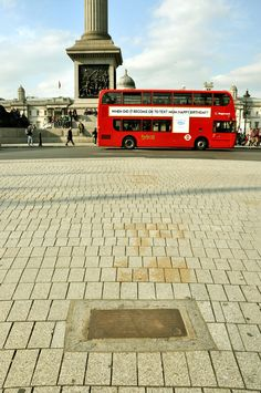 Head to Charing Cross and look for a plaque set in the ground that marks the official spot where all distances from London were once measured