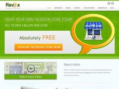 Set up online facebook store free with Ravox facebook app. We help you to create a facebook storefront easy. Target 1 billion customers, open your facebook store today and start selling!