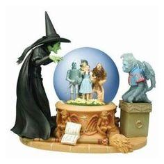 Wizard of Oz Snow Globe
