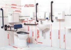 Simple Solutions To Problems With Your Plumbing – Plumbing Bathroom Plans, Bathroom Plumbing, Half Wall Shower, Disabled Bathroom, 4 Bedroom House Designs, Bathroom Dimensions, Hotel Room Design, Restroom Design, Hospital Design
