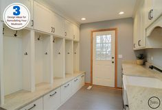 3 Design Ideas for Remodeling Your Mudroom Sebring Services