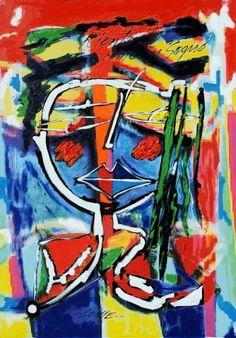 """"""" è Ora"""" La Mostra dell'Artista LOME a Riva del Garda #NewsGC"""