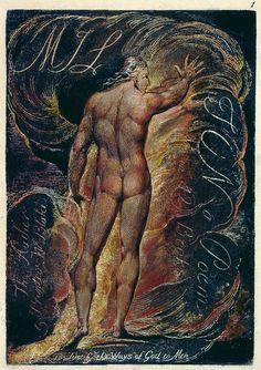 William Blake, Milton a Poem (Copy D) on ArtStack #william-blake #art