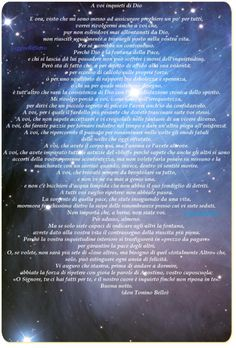 A voi inquieti di Dio - don Tonino Bello - leggoerifletto