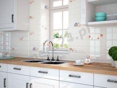 Ape Loft Blanco 10x30 cm Double Vanity, Kitchen Cabinets, Loft, Bathroom, Boutique, Home Decor, Products, Modern, Home