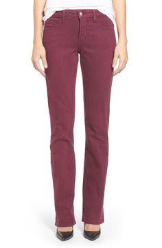 NYDJ 'Barbara' Bootcut Stretch Twill Pants (Regular & Petite)