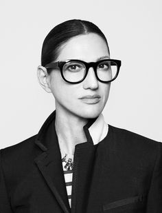 Jenna Lyons. Photo by Peter Hapak
