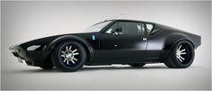 DeTomaso Pantera…t top gear hot cars