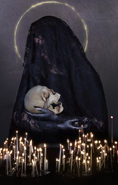 illustration and photography of the dark, witchy, magical, occult, and pagan Danse Macabre, Memento Mori, Dark Fantasy, Fantasy Art, Arte Obscura, Arte Horror, Wow Art, Dark Photography, Gothic Art