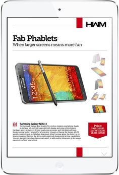 HWM Gadgets Digital Magazine. www.magpla.net